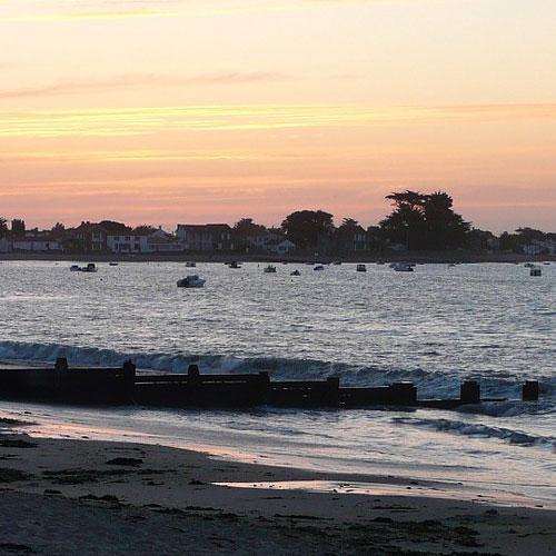 Les plages de Vendée