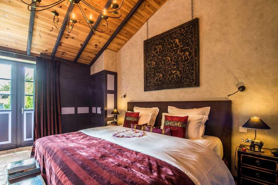 Chambres avec jacuzzi privatif suites luxe avec jacuzzi - Chambre avec jaccuzi privatif ...